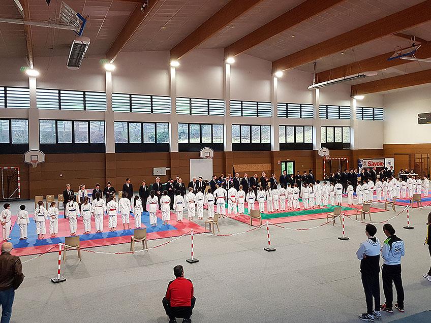KCVG : Karaté Club du Val Gelon Coupe Honneur Dauphiné Savoie 2020