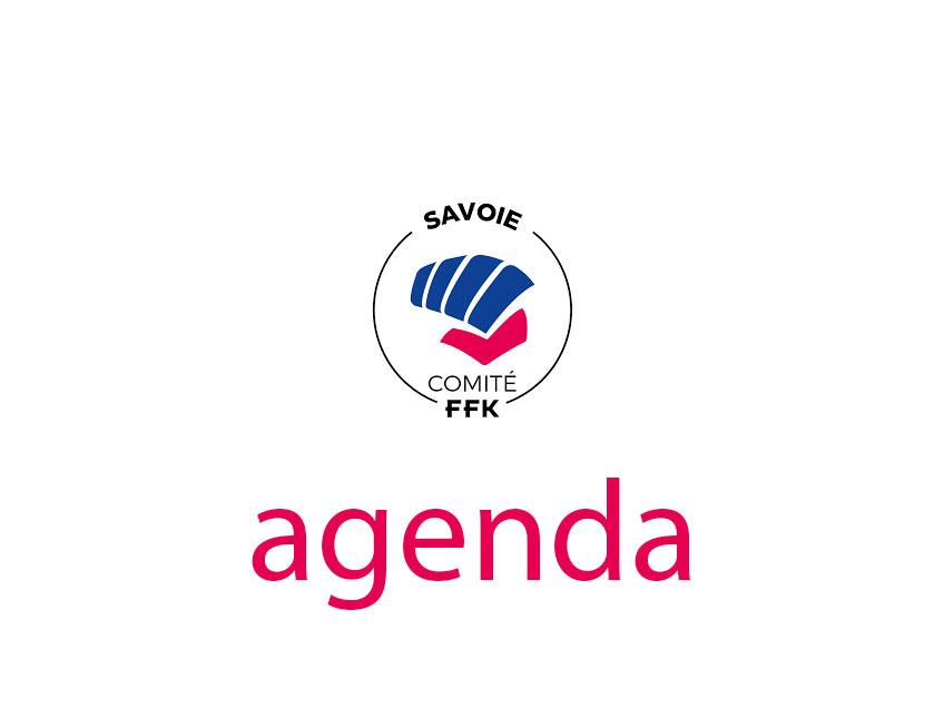 KCVG : Agenda CDK Savoie