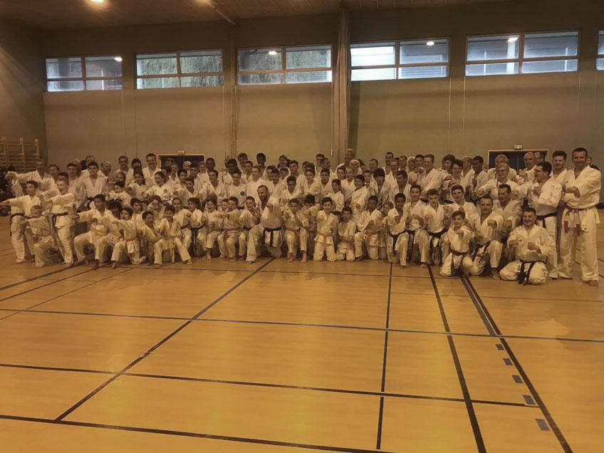 KCVG : CDK Savoie, stage 2019 avec Alexandre BIAMONTI