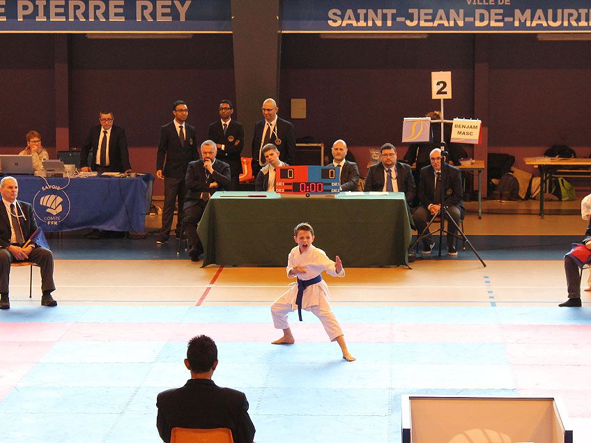 Coupe Honneur Kata 2019 Dauphiné Savoie