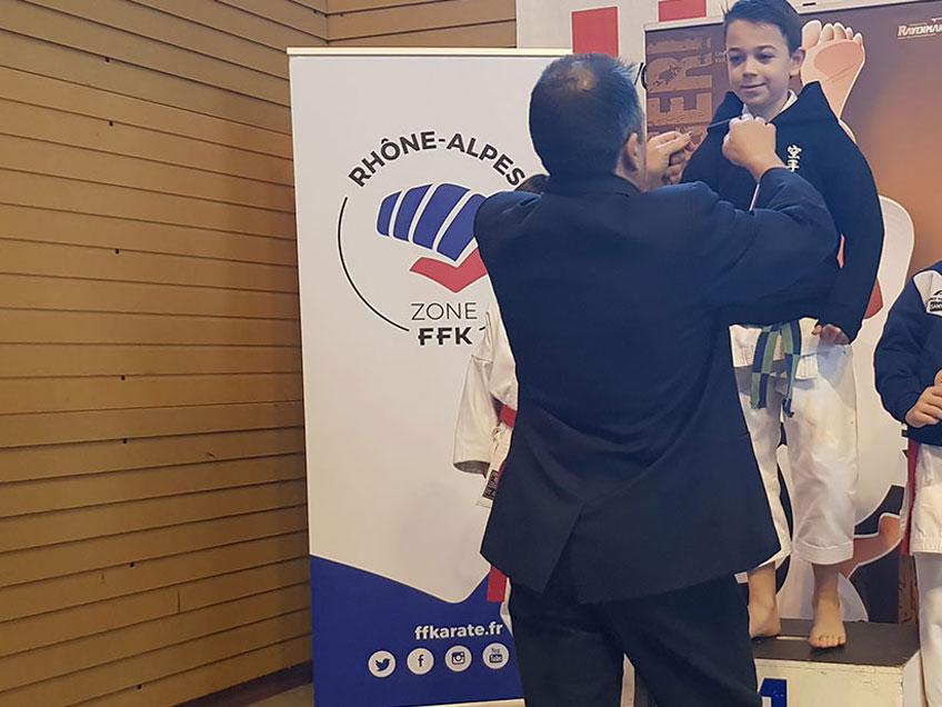 KCVG : Coupe Honneur Kata 2019 Dauphiné Savoie