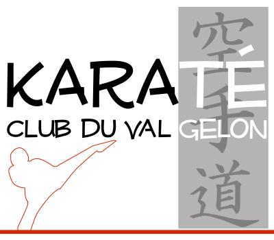 Logo KCVG Karaté Club du Val Gelon